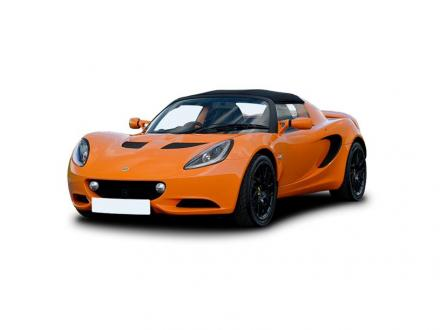 Lotus Elise Convertible 1.8 Cup 250 2dr