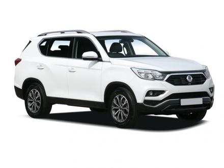 Ssangyong Rexton Diesel Estate 2.2 Ultimate 5dr Auto