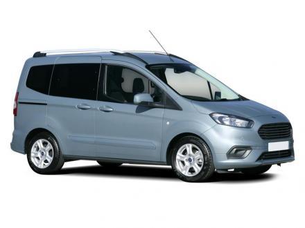 Ford Tourneo Courier Diesel Estate 1.5 TDCi Zetec 5dr [Start Stop]