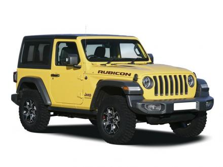 Jeep Wrangler Hard Top 2.0 GME Rubicon 2dr Auto8