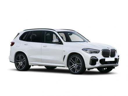 BMW X5 M Estate xDrive X5 M Competition 5dr Step Auto [Ultimate]