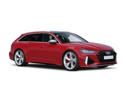Audi Rs 6 Avant RS 6 TFSI Quattro Carbon Black 5dr Tiptronic [C+S]