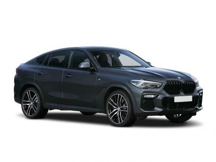 BMW X6 Estate xDrive40i MHT Sport 5dr Step Auto
