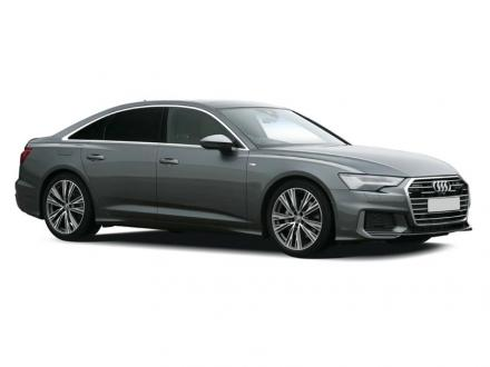 Audi A6 Saloon 40 TFSI Black Edition 4dr S Tronic