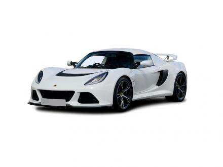 Lotus Exige Coupe Special Edition 3.5 V6 390 Sport Final Edition 2dr