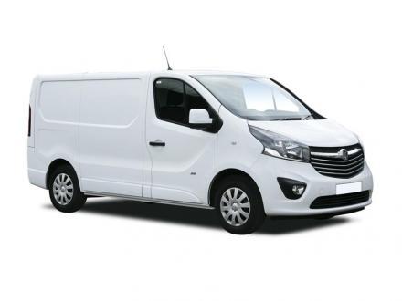 Vauxhall Vivaro L2 Diesel 2900 1.5d 100PS Edition H1 Van