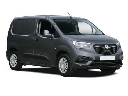 Vauxhall Combo Cargo L1 Petrol 2000 1.2 Turbo 110ps H1 Edition Van