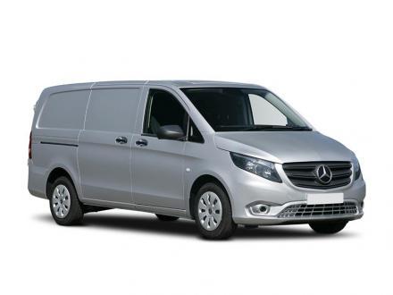 Mercedes-Benz Vito L1 Diesel Fwd 110CDI Progressive Van