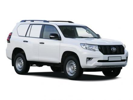Toyota Land Cruiser Lwb Diesel 2.8D 204 Utility Commercial