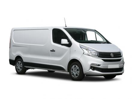 Fiat Talento 10 Swb Diesel 2.0 Ecojet 120 Van